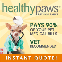 HealthyPaws Pet Insurance